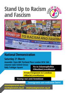 SUTR leaflet, side 1