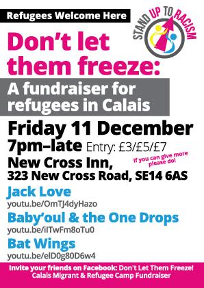 'Don't let them freeze' leaflet